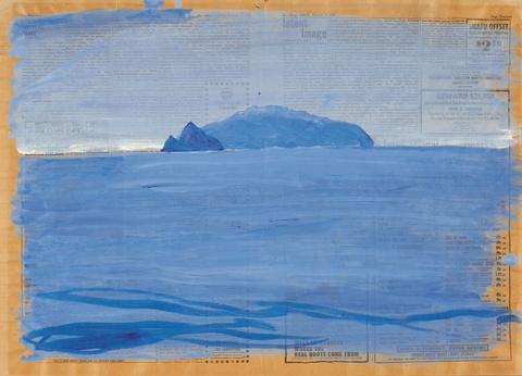 Paul Thek - Ohne Titel (Island)