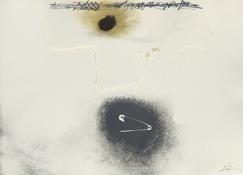 Antoni Tàpies - Llulle