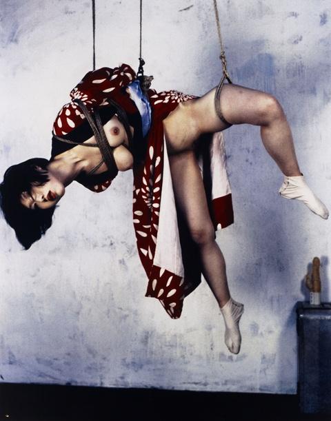 Nobuyoshi Araki - Ohne Titel (aus der Serie: Bondage)