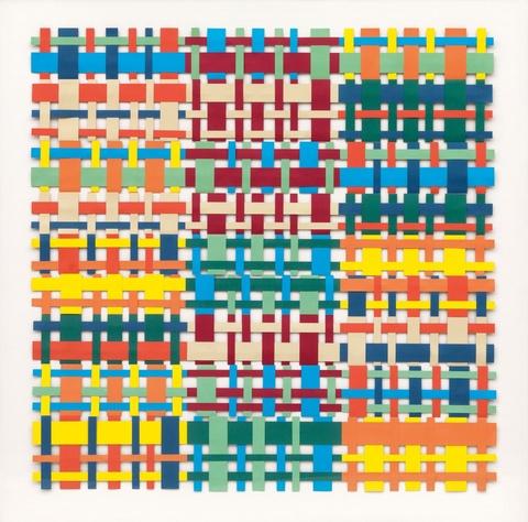 Beat Zoderer - Flechtwerk No. 3