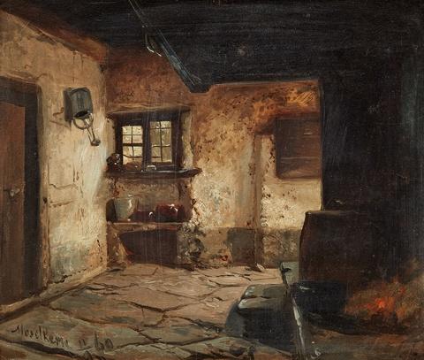 Carl Wilhelm Hübner - Moselkern