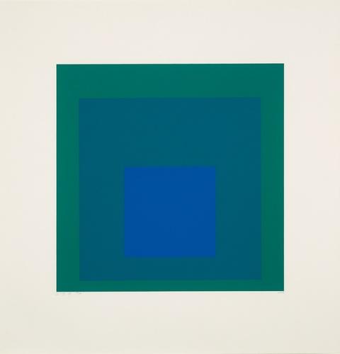 Josef Albers - I-S c