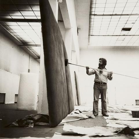 Erika Kiffl - Gotthard Graubner, Atelier Düsseldorf Kunstpalast