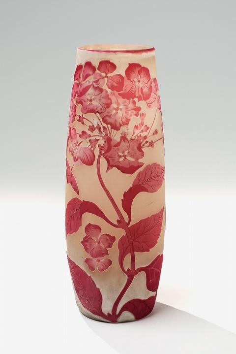 Vase camée -
