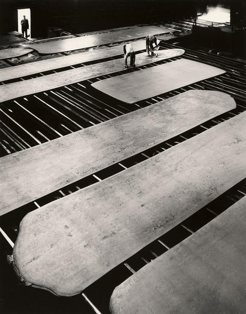 Ludwig Windstosser - Untitled (Mannesmann factory)