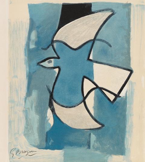 Georges Braque - Georges Braque. Das graphische Werk