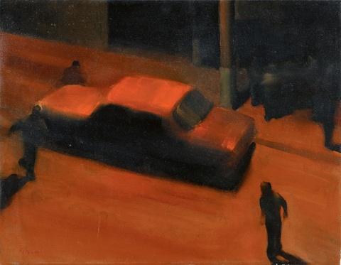 Adrian Ghenie - Untitled