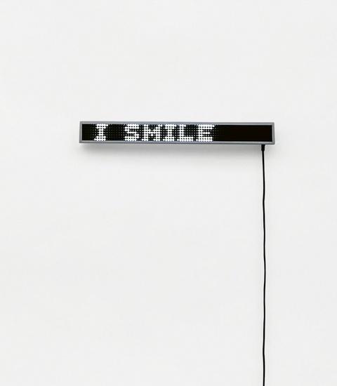 Jenny Holzer - White Arno