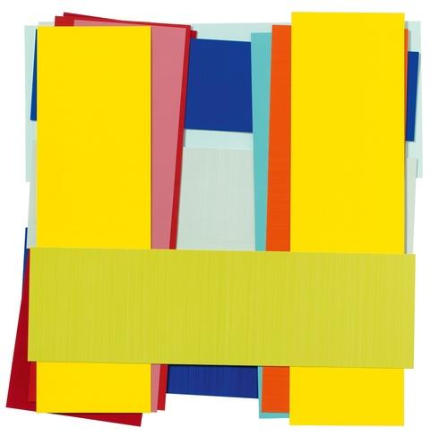 Imi Knoebel - 14 Farben D