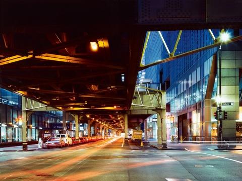 Dieter Rehm - La Salle Street, Chicago