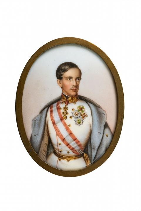 Bildnis Kaiser Franz Joseph I. -