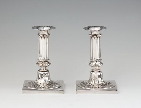 Augsburger Leuchterpaar -