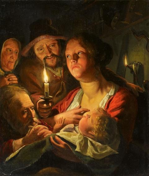 Matthijs Naiveu - Heilige Familie