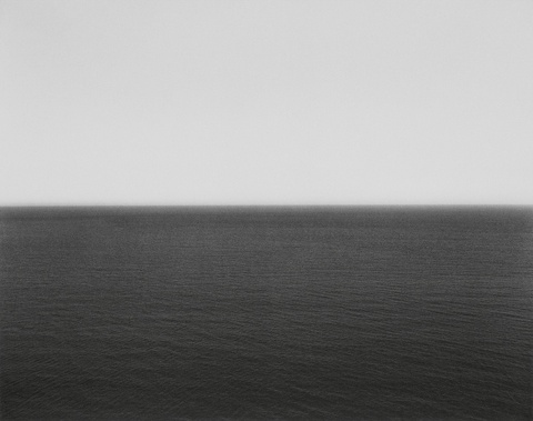 Hiroshi Sugimoto - Caribbean Sea, Jamaica