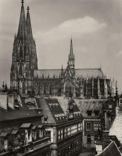 August Sander - Dom und Ständehaus