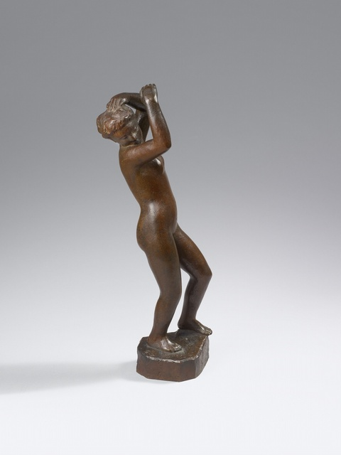 Georg Kolbe - Statuette I