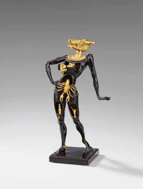 Salvador Dali Y Domenech - Le Minotaure