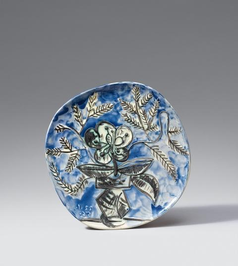Pablo Picasso - Vase au bouquet
