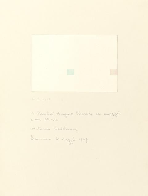 Antonio Calderara - Ohne Titel