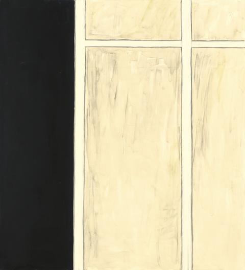 Günther Förg - Untitled (Fensterbild)