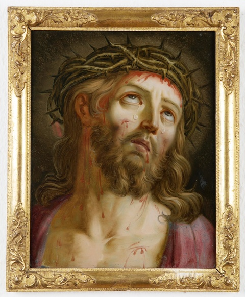 Guido Reni, in der Art - Christus mit der Dornenkrone