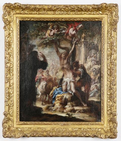 Wohl Italienischer Meister des 18. Jahrhunderts - Märtyrer