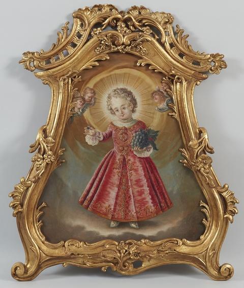 Süddeutscher Meister des 18. Jahrhunderts - Christuskind