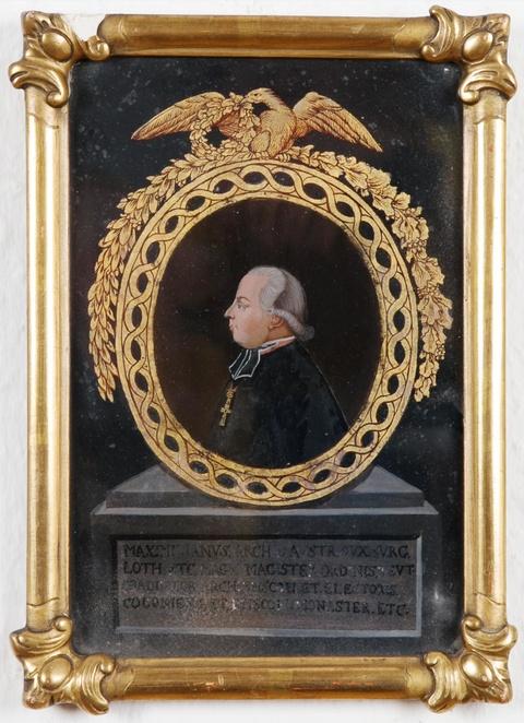 Deutscher Künstler des 18. Jahrhunderts - Portrait des letzten Kölner Kurfürsten Max Franz von Österreich