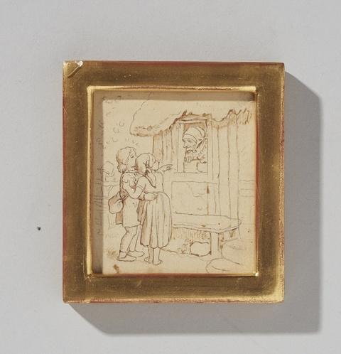 Ludwig Richter - Hänsel und Gretel