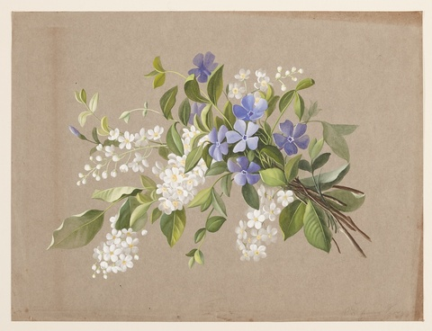 Wohl Deutscher Künstler des frühen 20. Jahrhunderts - Blütenzweige