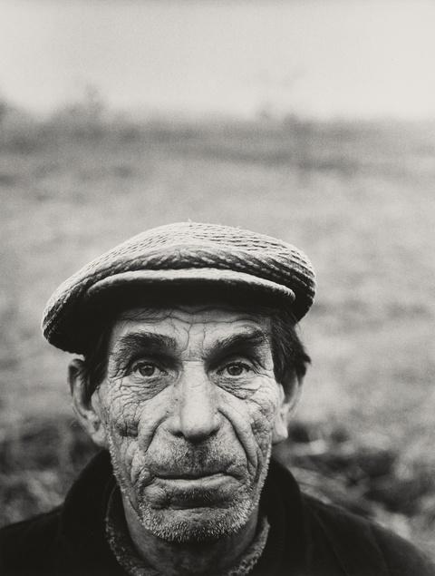 Antanas Sutkus - The farmer, Lithuania