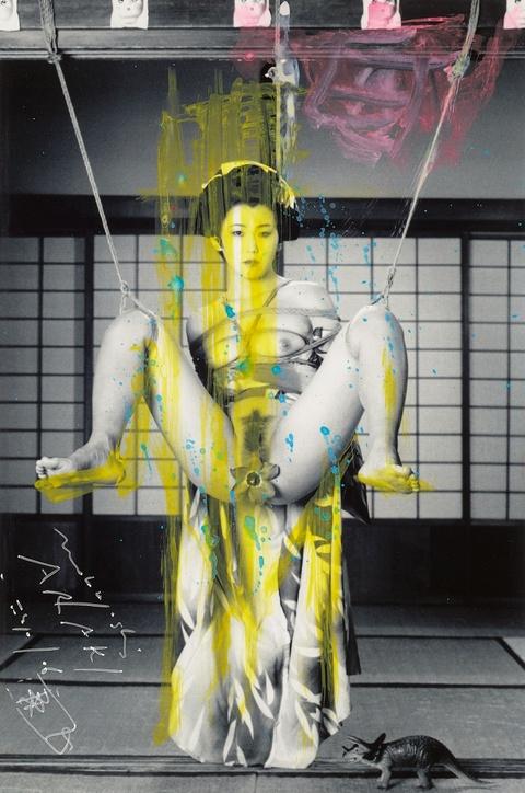 Nobuyoshi Araki - Ohne Titel