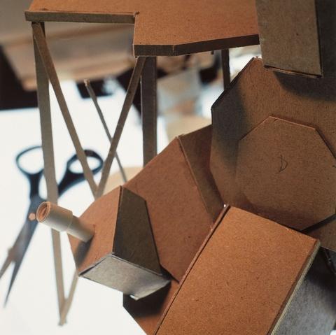Thomas Demand - Five Drafts (Simulator)