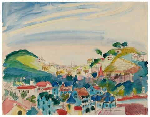 Walter Gramatté - Barcelona