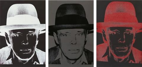 Andy Warhol - Joseph Beuys