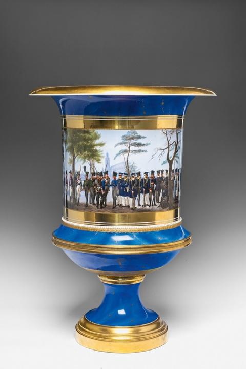Vase für General Friedrich Wilhelm von Jagow -