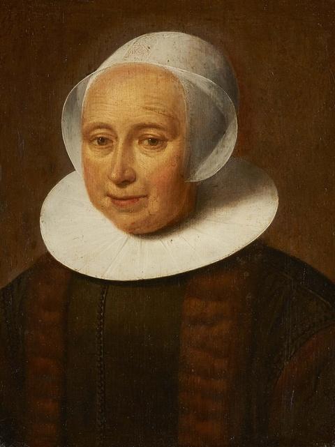 Aelbert Cuyp, Umkreis - Bildnis einer Frau