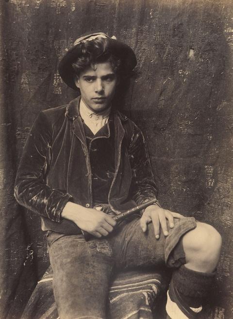 Guglielmo (Wilhelm) Plüschow - Ohne Titel
