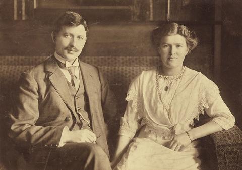 August Sander - Junges Paar