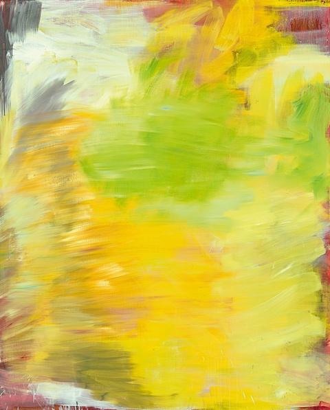 Herbert Brandl - Untitled