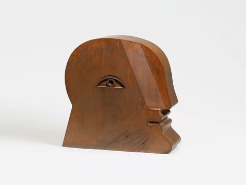 Horst Antes - Der Kopf