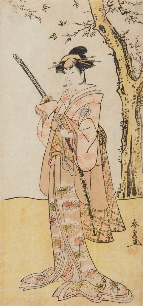 - Katsukawa Shunsen (act. 1780-1790)