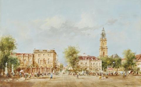 Peter Götz Pallmann - Die Garnisonskirche in Potsdam