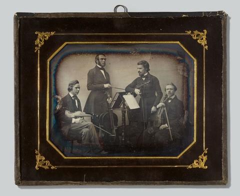 Anonymous - Reinecke-Quartett