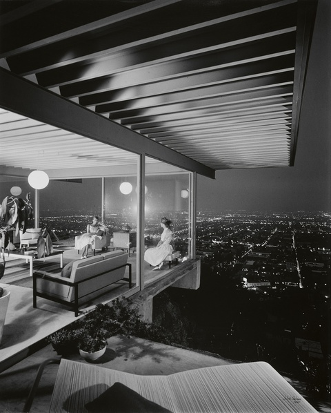 Julius Shulman - Case Study House #22, Los Angeles, California