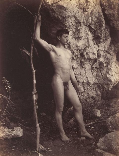 Wilhelm von Gloeden - Ohne Titel