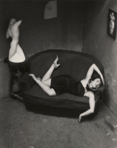 André Kertész - Satiric Dancer, Paris
