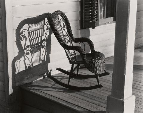 Ralph Steiner - American rural baroque