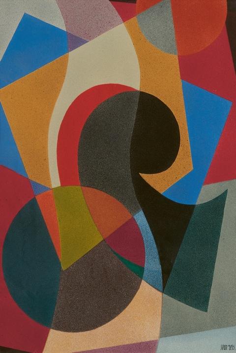 Jean Rets - Untitled