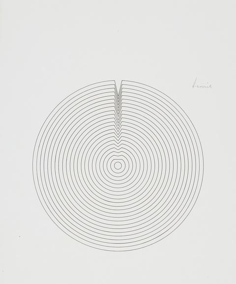 Erwin Heerich - Untitled